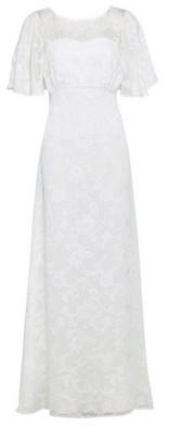 Dorothy Perkins Womens **Showcase Bridal Leyla Burnout Maxi Dress