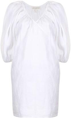 Mara Hoffman Coellta mini wrap dress