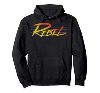 Star Wars Retro Rebel Line Logo Pullover Hoodie