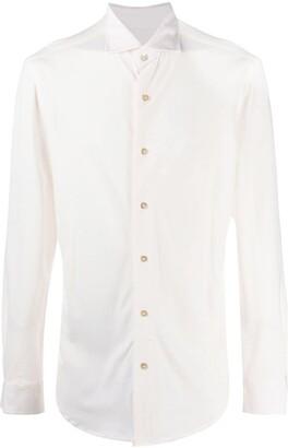 Boglioli Long-Sleeved Button Up Shirt