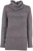 Diane von Furstenberg Oversized Turtleneck Sweater
