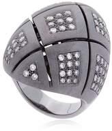 Novo Black Gold & Diamond Ring