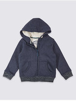 Marks and Spencer Zipped Sweatshirt (3 Months - 5 Years)