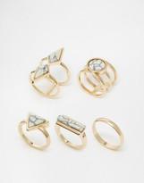 Aldo Edysien Multipack Rings