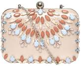 Dorothy Perkins Blush Jewel Box Clutch