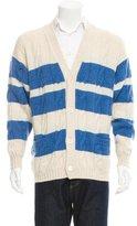 Malo Cashmere Striped Sweater