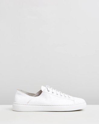 Mollini Oskher Leather Sneakers
