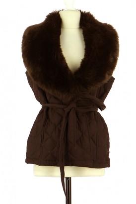 Ralph Lauren Brown Coat for Women