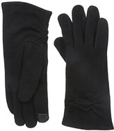 Gloves International Women's Wool Blend Gloves with Cinch