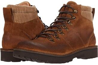 Eleventy Hiker Boot (Camel/Camel) Men's Shoes
