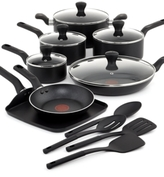T-Fal Culinaire 16-Pc. Cookware Set