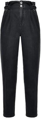 Pinko Hoop Detail Jeans