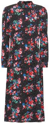 Marc Jacobs The 40s floral jacquard dress