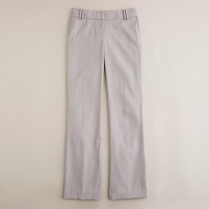 J.Crew 1035 Trouser In Superfine Cotton