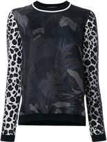 Salvatore Ferragamo printed blouse