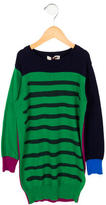 Stella McCartney Girls' Patterned Crew Neck Sweater w/ Tags