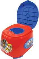 Ginsey 3-in-1 Potty Trainer - Red/Blue