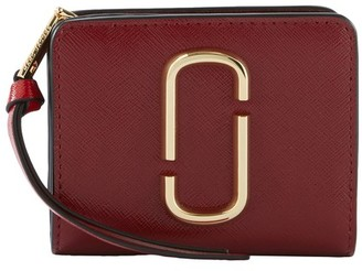 Marc Jacobs Mini Compact Snapshot wallet
