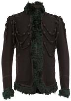 The Soloist shearling jacket