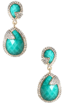 Amrita Singh Pave riverside Statement Earrings