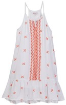 Ella Moss Hayden Rayon Gauze Dress (Big Girls)