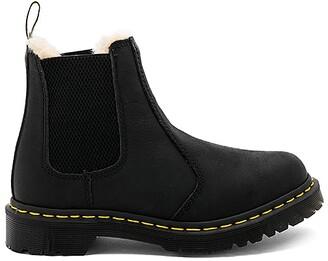 Dr. Martens 2976 Leonore Faux Fur Lined Chelsea Boot