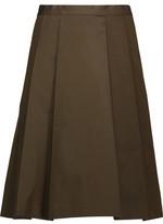 Y-3 + Adidas Wren Cotton-Blend Twill Shorts