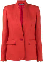 Stella McCartney Wool Collarless blazer