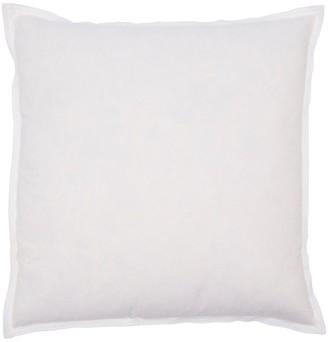 "Indigo Feather Pillow Insert 14"" x 14"""