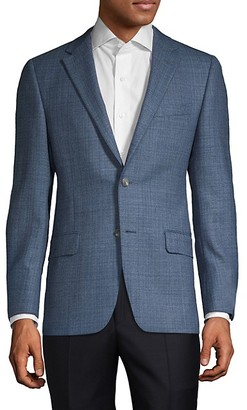 Hickey Freeman Milburn II Standard-Fit Wool Sportcoat