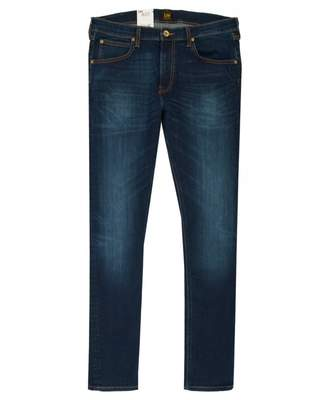 Lee Jeans Luke Slim Tapered Fit Jeans Colour: Authentic, Size: 34L