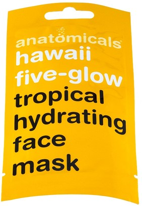 Anatomicals Hawaii Five-Glow Tropical Hydrating Face Mask