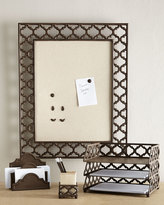 GG Collection G G Collection Ogee Bulletin Board