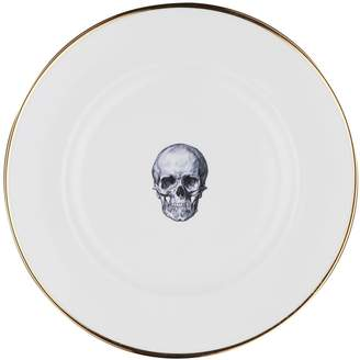 Melody Rose London - Skull Bone China Dinner Plate
