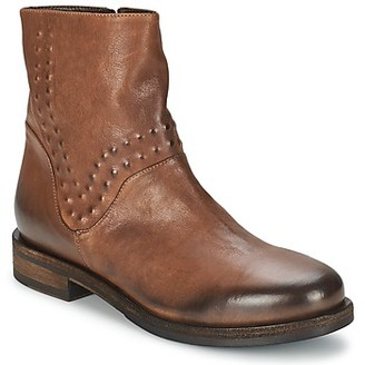 VIC COPENHAGEN women's Mid Boots in Brown