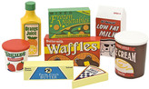 Melissa & Doug 8 Piece Fridge Food Set