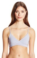 L-Space Women's Rocky Wrap Bikini Top