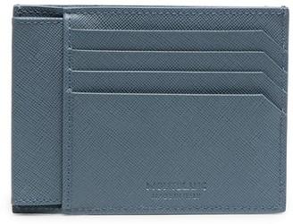 Montblanc Saffiano-Texture Cardholder