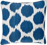 Madeline Weinrib Mu Ikat Silk-Cotton Pillow