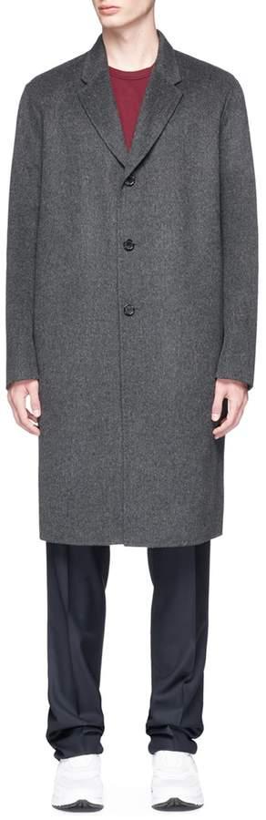 Acne Studios 'Chad' brushed wool-cashmere coat
