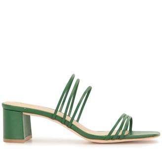 Reformation 20 mm Ella sandals
