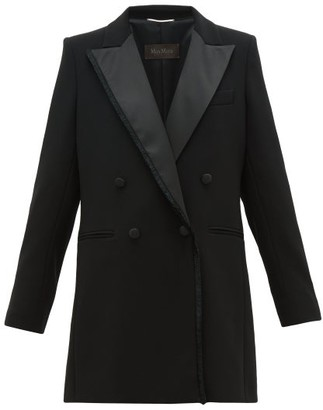 Max Mara Febo Suit Jacket - Black