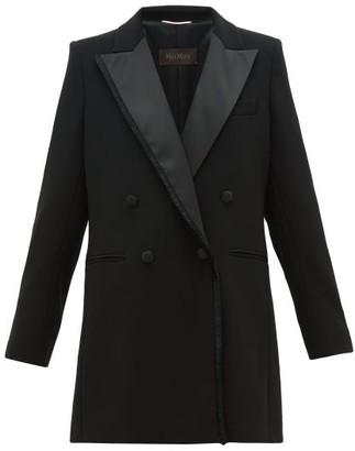 Max Mara Febo Suit Jacket - Womens - Black