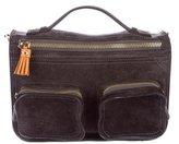 Anya Hindmarch Suede Shoulder Bag