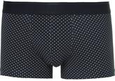 Sunspel Polka-Dot Stretch-Cotton Boxer Briefs