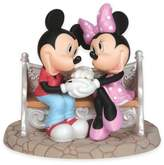 Precious Moments Disney® Showcase Every Day is Sweeter with You Mickey and Minnie Figurine