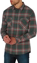 Quiksilver Fitz Forktail Flannel Shirt