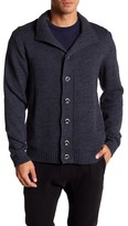 Weatherproof Button Down Thick Knit Cardigan
