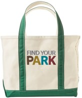 L.L. Bean L.L.Bean Find Your Park Boat and Tote