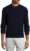 Theory Donners Cashmere Crewneck Sweater
